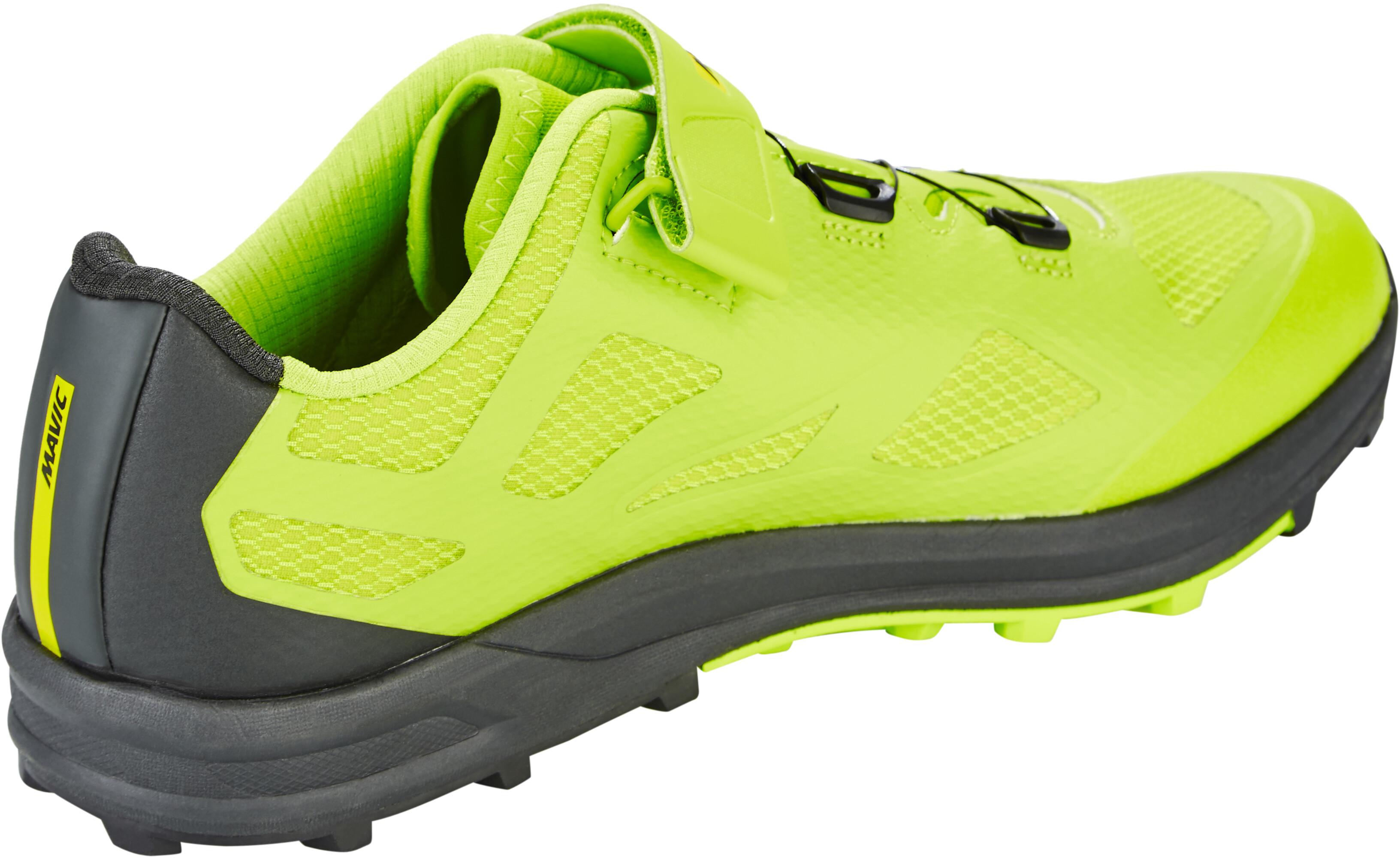 best service 8af0a df716 Mavic XA Pro - Zapatillas Hombre - amarillo